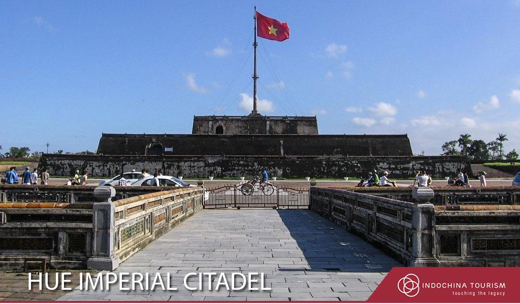 Hue Imperial Citadel Vietnam