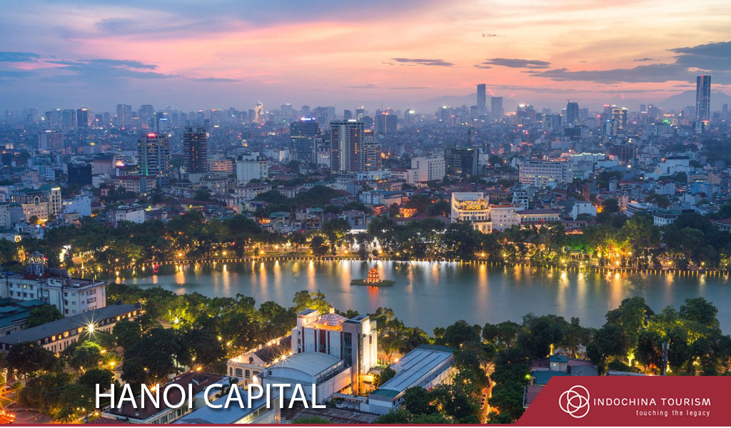 Hanoi Capital Vietnam