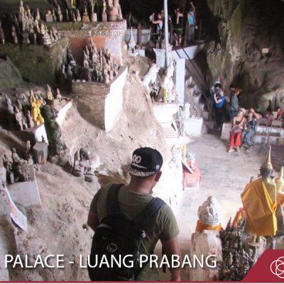 Pak Ou Cave - Luang Prabang