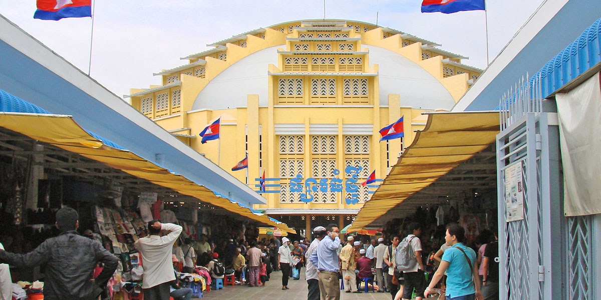 Phnom Penh Capital