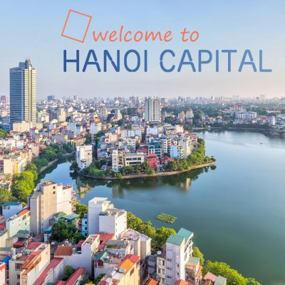 welcome to hanoi captial vietnam