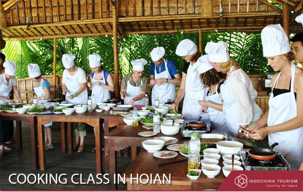 Cooking class in Tra Que village - Hoian Ancient Town