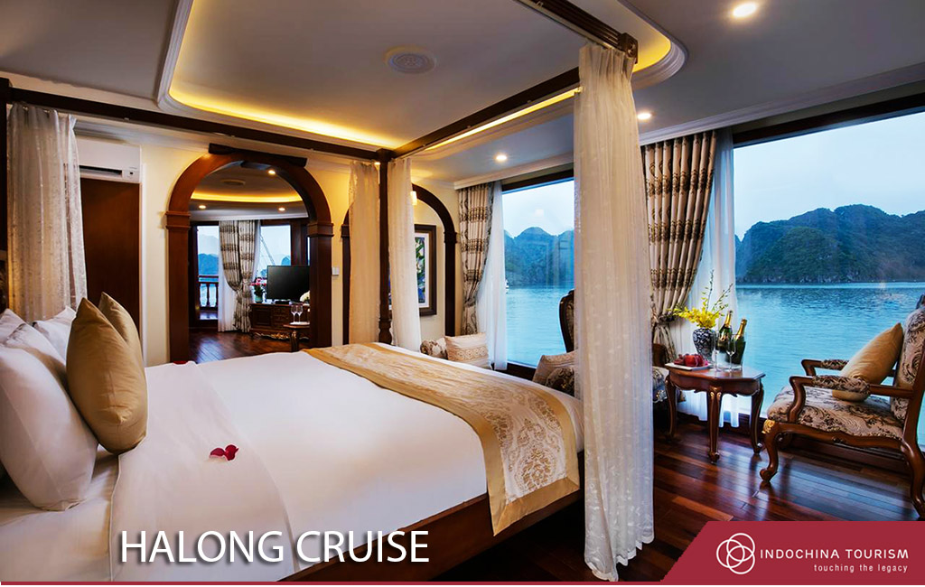 Cruise in Halong Bay - Vietnam