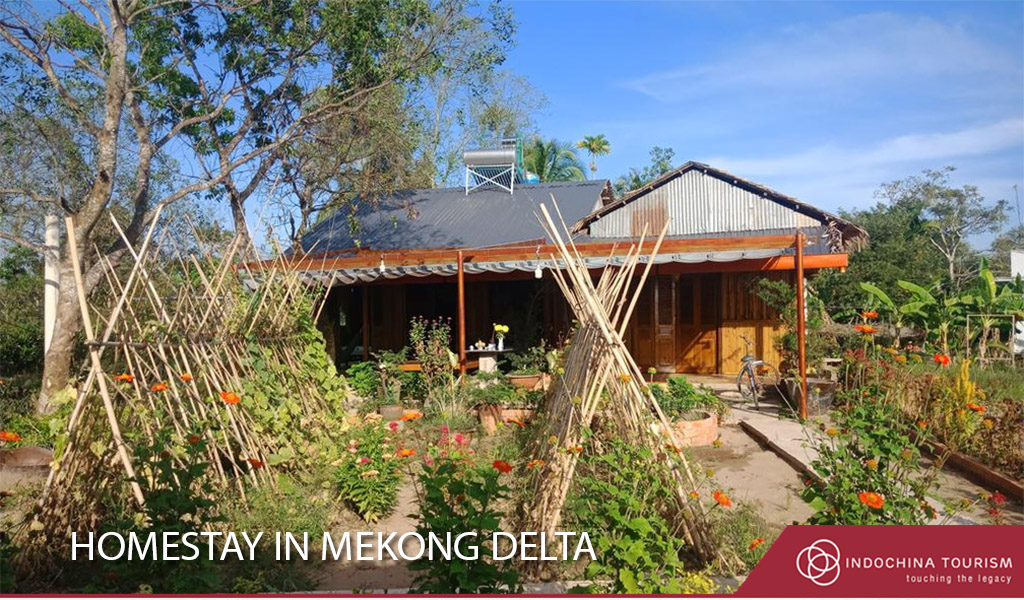 Home-stay in Mekong Delta