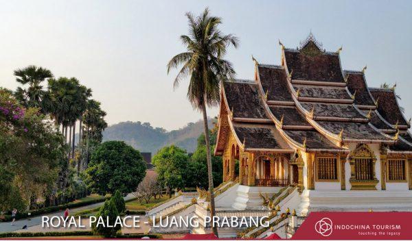 Royal Palace Museum - Luang Prabang